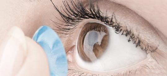 Mehrstärken Kontaktlinsen